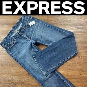 NEW EXPRESS LOW RISE JEANS